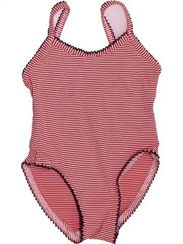Bañador niña PETIT BATEAU rosa 12 meses verano #1512089_1
