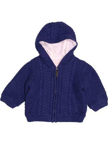 Gilet garçon MAYORAL bleu 3 mois hiver #1512615_1