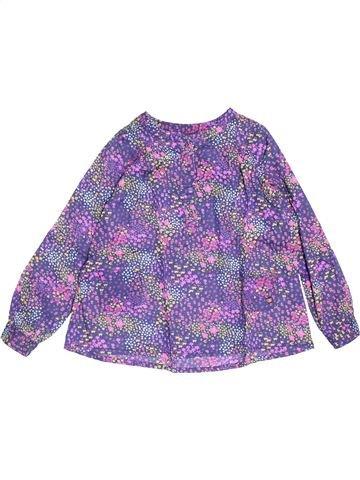 Blouse manches longues fille SERGENT MAJOR violet 10 ans hiver #1516587_1