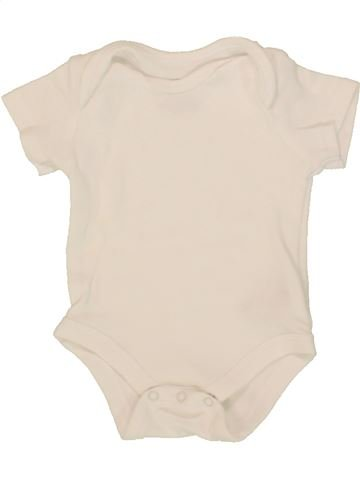 Camiseta de manga corta unisex MAMAS & PAPAS beige 0 meses verano #1517997_1