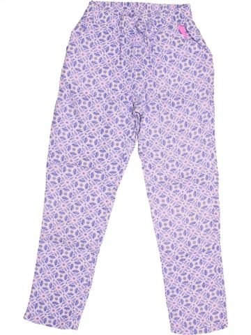 Pantalon fille SERGENT MAJOR violet 7 ans été #1518780_1