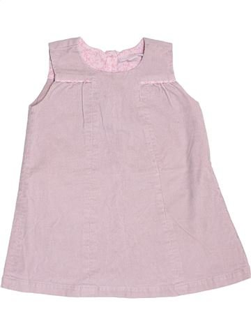 Robe fille THE LITTLE WHITE COMPANY rose 2 ans hiver #1519460_1