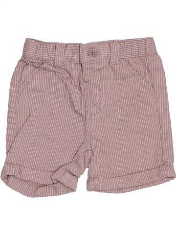 Short - Bermuda garçon KIABI beige 3 mois été #1519829_1