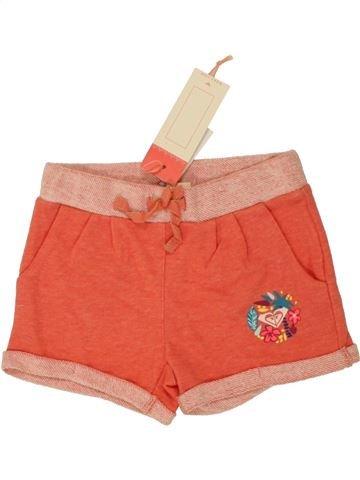 Short - Bermuda fille ROXY orange 2 ans été #1519938_1