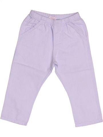 Pantalon garçon ABSORBA rose 18 mois été #1520176_1