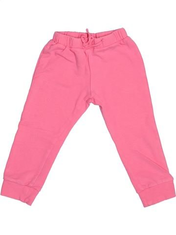 Pantalon fille MAYORAL rose 18 mois hiver #1520833_1