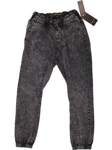 Pantalón niño QUIKSILVER gris 8 años invierno #1521084_1