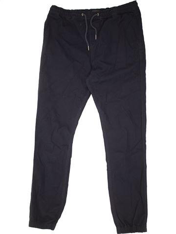 Pantalon garçon DC SHOES noir 16 ans hiver #1521155_1