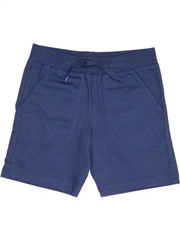 Short - Bermuda garçon SERGENT MAJOR bleu 4 ans été #1521736_1