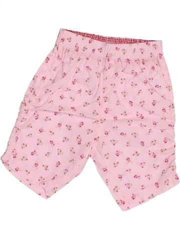 Short-Bermudas niña CATIMINI rosa 3 meses verano #1522035_1