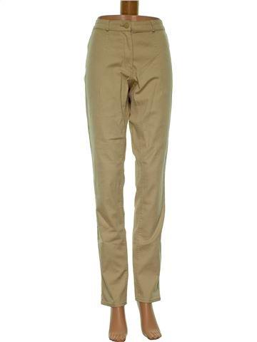 Pantalon femme H&M 42 (L - T2) été #1522426_1