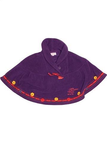 Cape fille LA COMPAGNIE DES PETITS violet 3 ans hiver #1522481_1