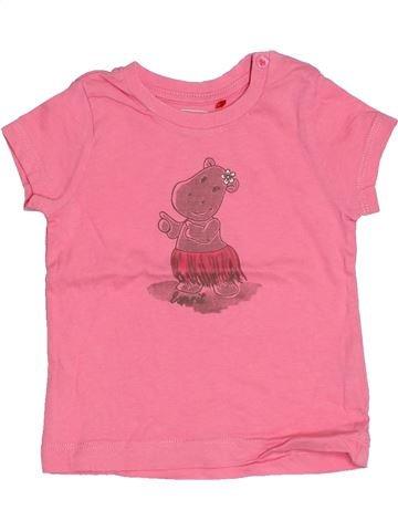 Camiseta de manga corta niña ESPRIT rosa 3 meses verano #1522767_1
