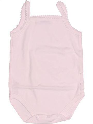 Camiseta sin mangas niña HEMA blanco 6 meses verano #1522780_1