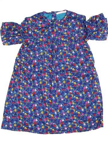 Robe fille MONOPRIX bleu 4 ans été #1523014_1