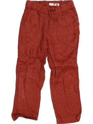 Pantalón niña CFK marrón 3 años verano #1523024_1