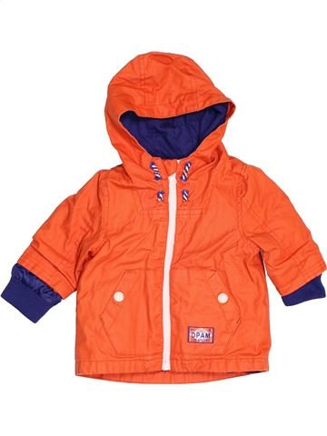 Parka garçon DPAM orange 6 mois été #1523293_1