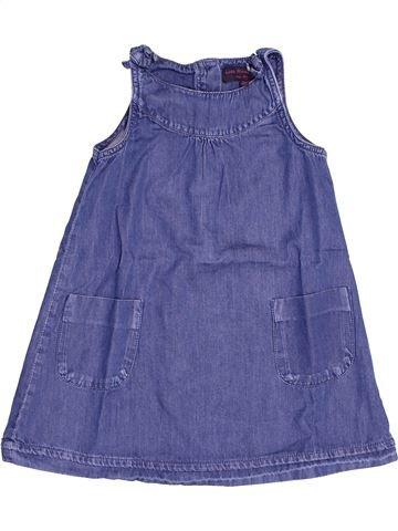Vestido niña LISA ROSE violeta 3 años verano #1523316_1
