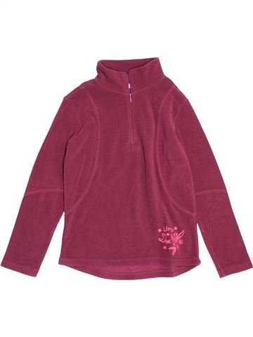 Pull unisexe DPAM violet 10 ans hiver #1523593_1