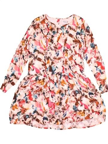 Robe fille CHIPIE rose 10 ans hiver #1524679_1