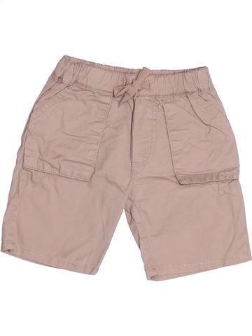 Short - Bermuda garçon DPAM beige 6 mois été #1525017_1