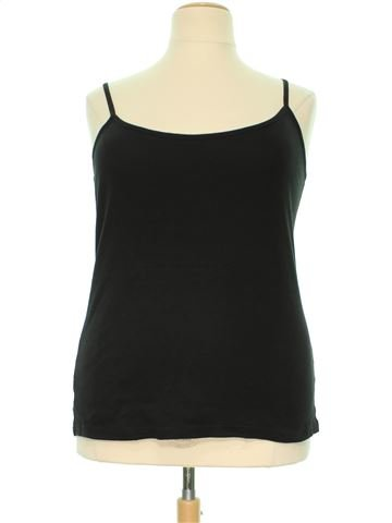 Camiseta sin mangas mujer BONPRIX 48 (XL - T4) verano #1525982_1