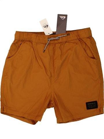 Short-Bermudas niño QUIKSILVER marrón 12 años verano #1526141_1