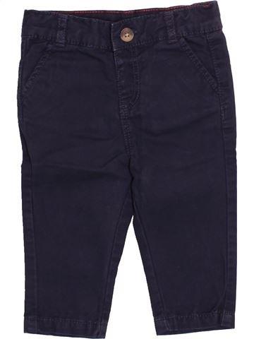 Pantalon garçon TAPE À L'OEIL bleu 6 mois hiver #1526272_1