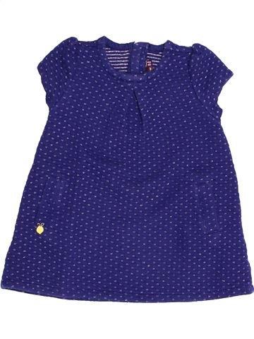 Robe fille SERGENT MAJOR violet 2 ans hiver #1526444_1
