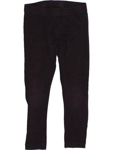 Legging fille KIABI noir 4 ans hiver #1527654_1