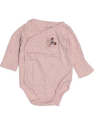 T-shirt manches longues garçon SERGENT MAJOR rose 3 mois hiver #1527936_1
