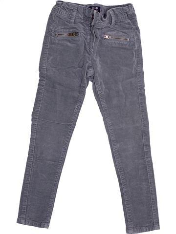 Pantalon fille KIABI bleu 5 ans hiver #1528385_1