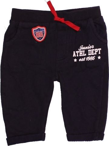 Pantalon garçon BABY noir 6 mois hiver #1529051_1