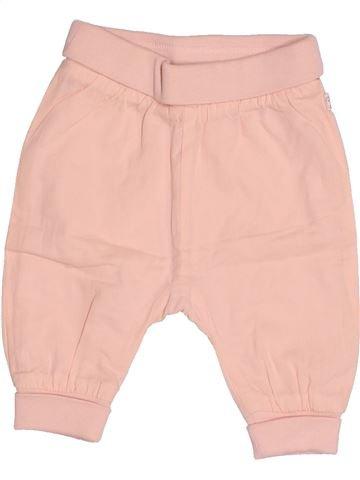 Pantalon fille TAPE À L'OEIL beige 3 mois hiver #1529662_1