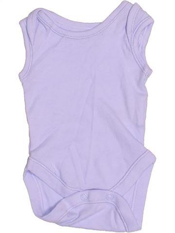 Débardeur garçon PRIMARK violet naissance été #1530383_1