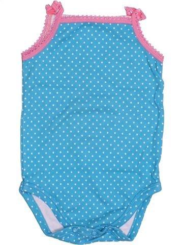 Camiseta sin mangas niña HEMA azul 6 meses verano #1530400_1