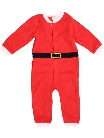 Combinaison longue garçon H&M rouge 12 mois hiver #1530416_1
