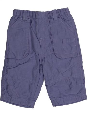 Pantalón niño SANS MARQUE azul 6 meses invierno #1531396_1