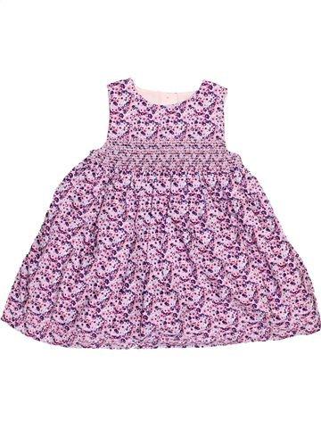 Vestido niña M&CO rosa 18 meses verano #1532642_1