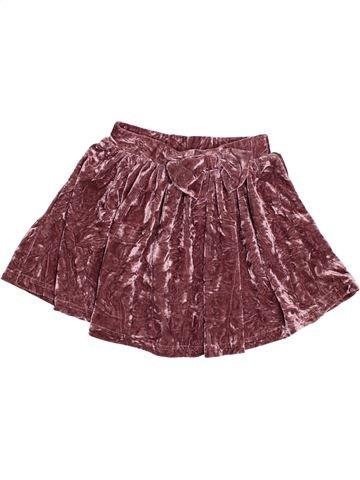 Jupe fille PEP&CO violet 6 ans hiver #1532809_1