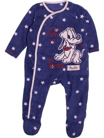 Robe de chambre garçon GEORGE bleu 9 mois hiver #1532818_1