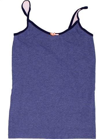 Camiseta sin mangas niña HEMA azul 12 años verano #1533535_1