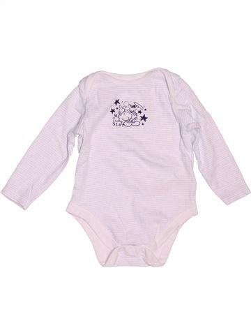 Camiseta de manga larga niño DISNEY rosa 9 meses invierno #1533543_1