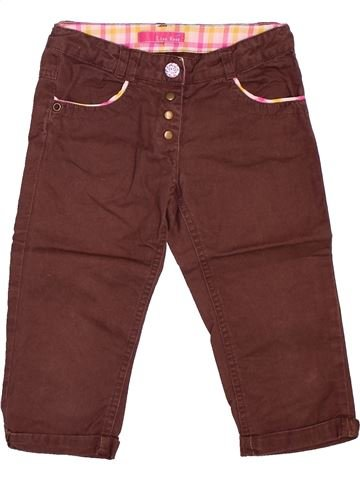 Pantalón niña LISA ROSE marrón 5 años verano #1534140_1