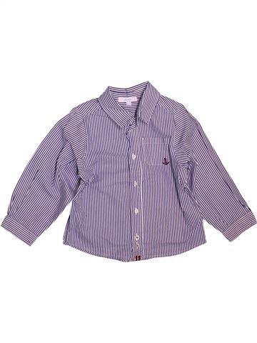 Camisa de manga larga niño JACADI gris 3 años invierno #1534204_1