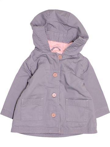 Abrigo niña JACADI gris 12 meses invierno #1534683_1