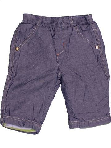 Pantalón niño CATIMINI violeta 6 meses invierno #1534969_1