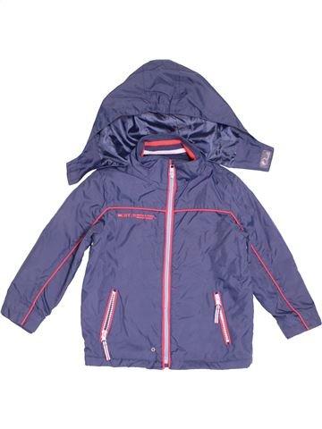 Manteau garçon PRIMARK bleu 4 ans hiver #1535507_1