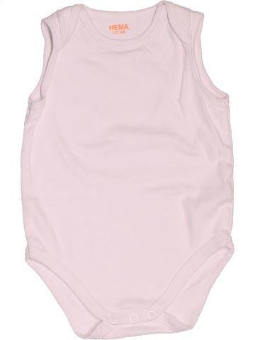 Top - Camiseta de tirantes niño HEMA rosa 6 meses verano #1535730_1
