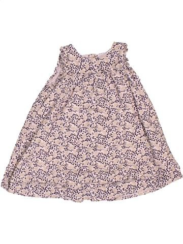 Robe fille BOUT'CHOU rose 6 mois hiver #1536268_1